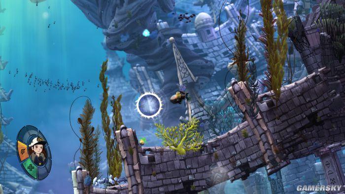 《深海之歌》开发只为一个女孩评测的女生-怎么样作品漂亮图片