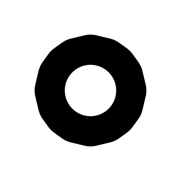 为什么在 Photoshop 里,圆形的描边不是完全的圆