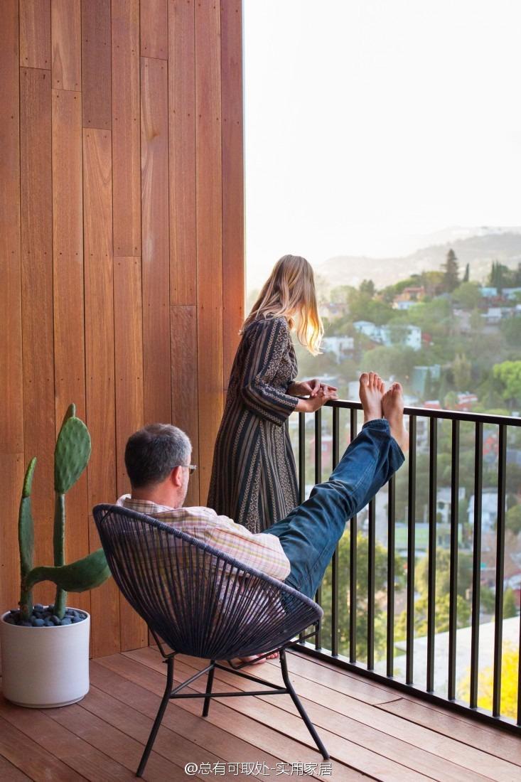 在阳台晒太阳的30种方法,要晾衣服也要享受春光图片