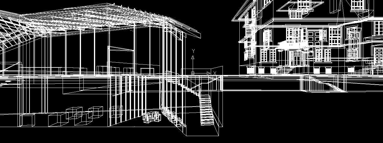 SKETCHUP2014导出CAD心形导出文件cad图片