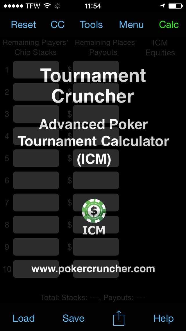 iphone 上有哪些不错的「德州扑克」应用? - 知乎