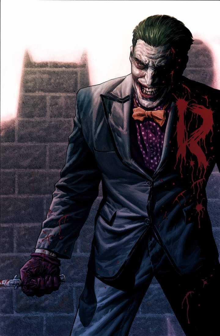 如何评价《蝙蝠侠》系列中的杰森·托德(jason todd)这一形象?图片