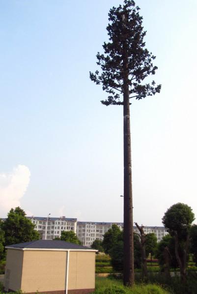 塔桅结构--仿生树