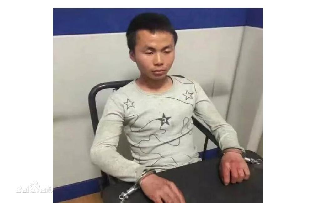 18武昌火车站杀人案犯罪嫌疑人照片