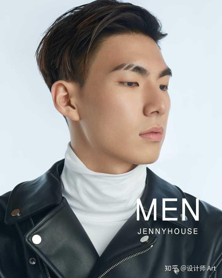 男士有什么好打理又好看的发型(除寸头外)?图片