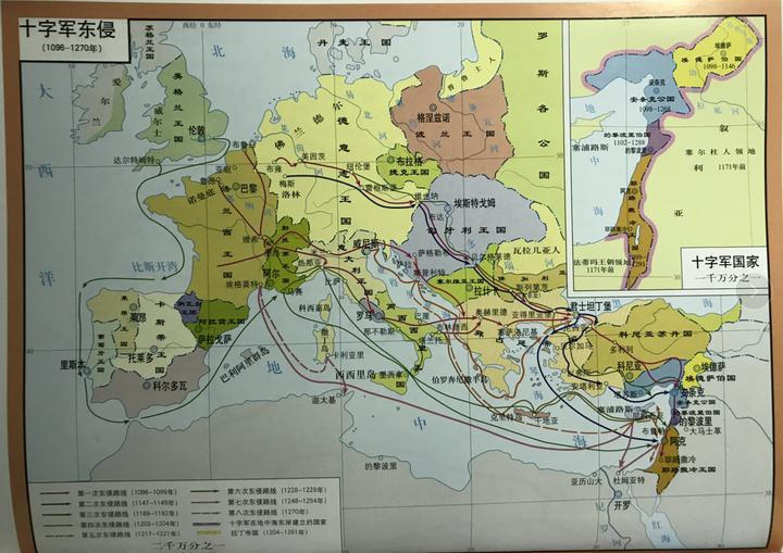 当维京人的扩张达到了军事极限,欧洲面临的是过剩的武装力量与赋闲的图片