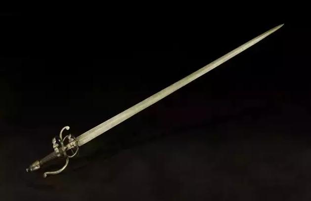 剑在古欧洲战场上地位如何?图片