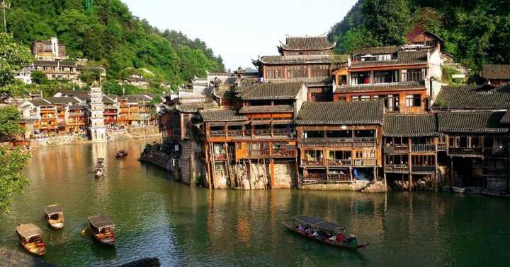 风景 古镇 建筑 旅游 摄影 720_378