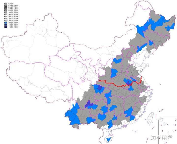 为什么北方省份这几年经济增速普遍都比南方低?图片