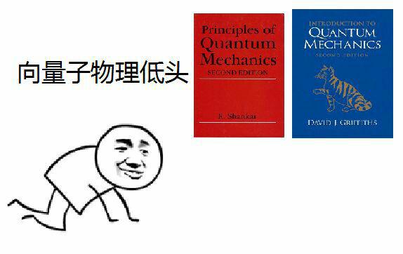 有什么量子力学方面的表情包?图片