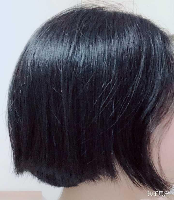 办法挽救失败很老气,有短发烫发剪头通过发来?离子烫发尾有点弯图片