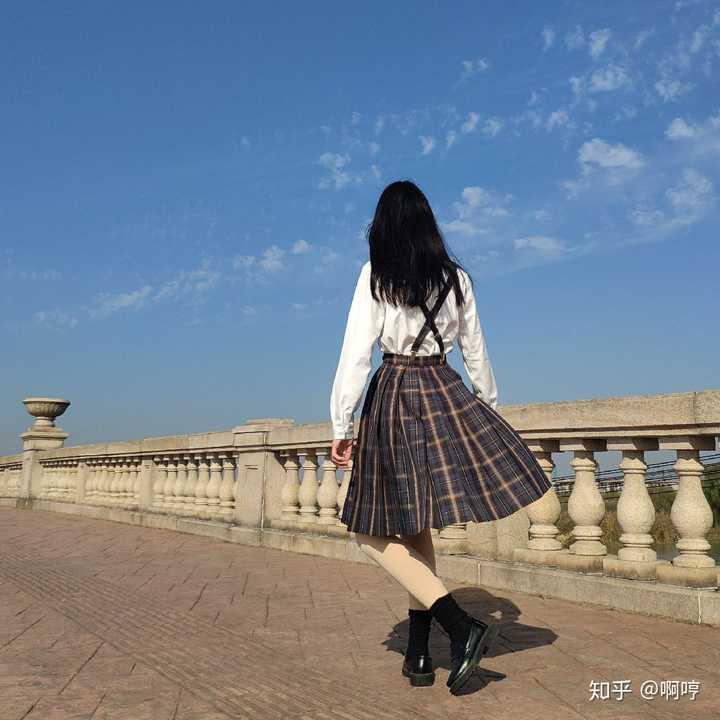 最近有什么新的好看的jk格裙可以冲的吗?图片