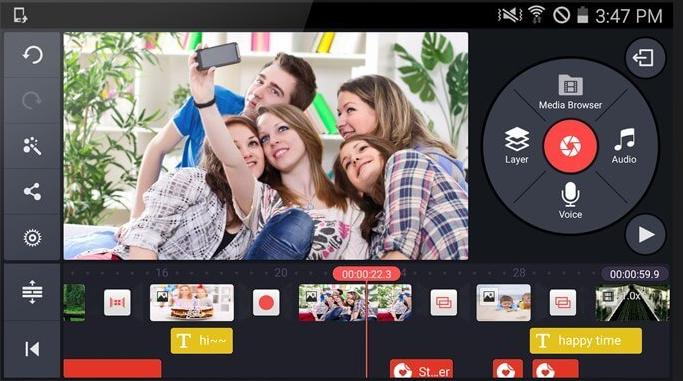 手机视频录制剪辑软件_手机视频录制剪辑软件