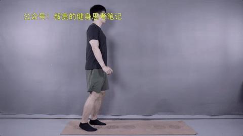 正确的走路姿势应该是这样的,先勾起脚尖