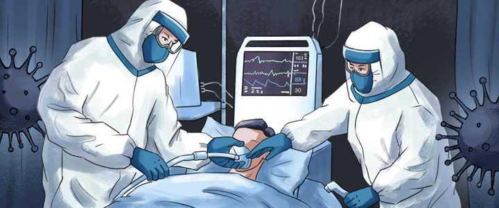 重夺武汉心跳:一线麻醉医生的抗疫全纪实图片