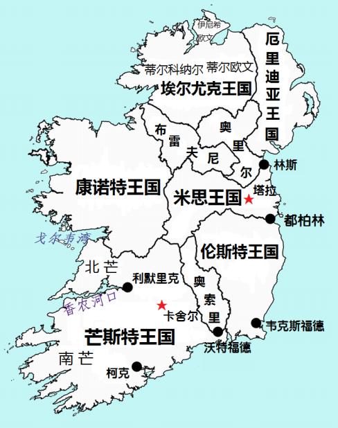 维京人入侵英格兰时当地的凯尔特势力在做什么?图片