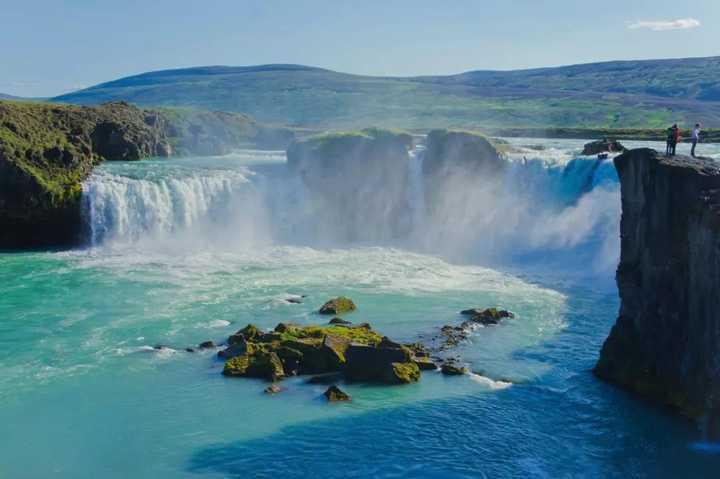壁纸 风景 旅游 瀑布 山水 桌面 720_479
