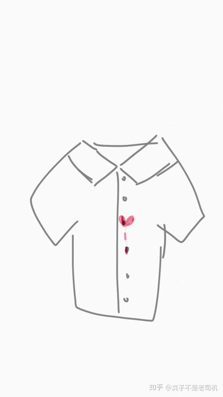 胸大的妹子怎样防止胸前的衬衣扣子崩开?