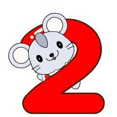 来啦,2020甜甜的鼠年表情包,新的一年,我们希望所有的美好都鼠于你们图片
