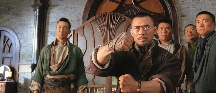 《叶问》电影中的武功,技法都有哪些?图片