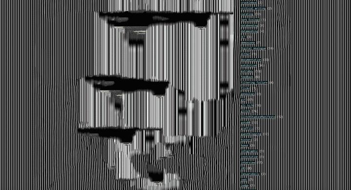现在,Glitch art 在美国已经不怎么热了,有点被玩过了的感觉,而且是个人都能称自己是 Glitch artist。不过,我觉得,在新时代下的 Glitch art 有一点复古的意味反而是有意思的,不要过度地强调技术和数码科技感,反而是要回归到图像、结构、审美,较为深刻一些。 最后,小提一下我最近发现的一个 glitch artist,pixel artist,也是个 digital artist,画面不全是 Glitch,而是利用 Glitch 成为一种手段,讨论媒介和图像意义的关系。毕竟,作为