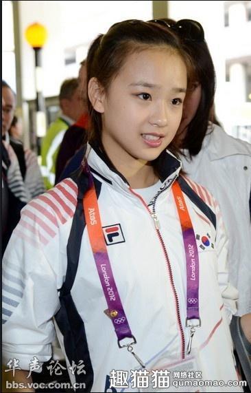孙妍/孙妍在,韩国体操