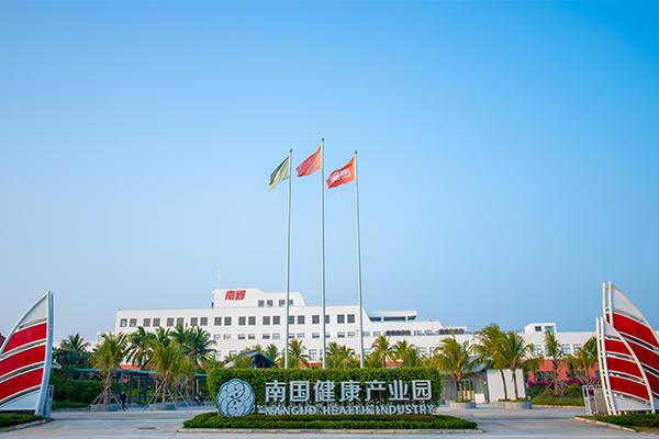 海南南国企业集团创业28年纪实