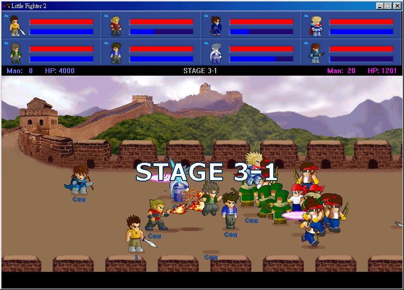 《小朋友齐打交2》,相对于第一代除了画面的进步,游戏还增加了更丰富