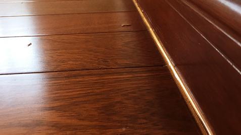 木纹砖美缝用什么颜色的,做过的或者看见过的说下 配图?