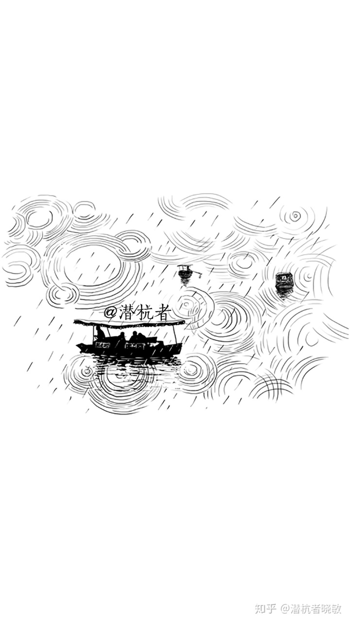 这几乎是杭州的最重要的一个符号,登上塔顶,西湖一览无遗,每次登上图片