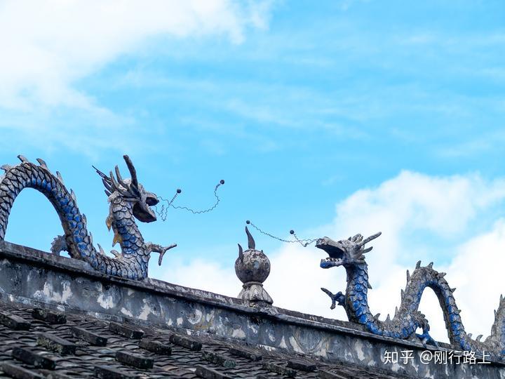 在皇帝洞状元廊桥看看,无意间会拍出最美的创意照
