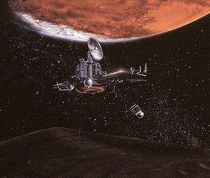 天文史上的今天:苏联最后一次火星探测计划的失败图片