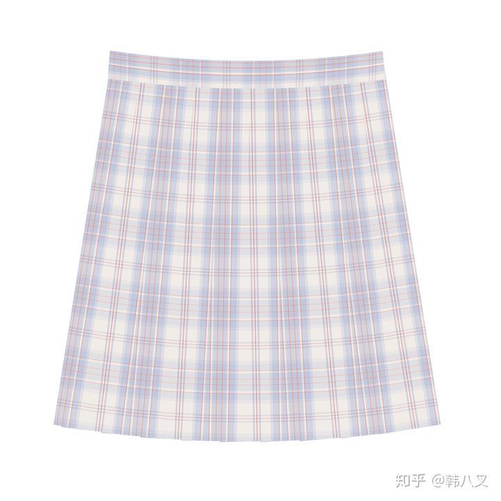 有哪些设计好看的国牌jk格裙?图片
