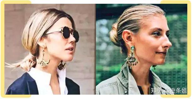 耳环的选择_女孩怎么选购耳钉/耳环?
