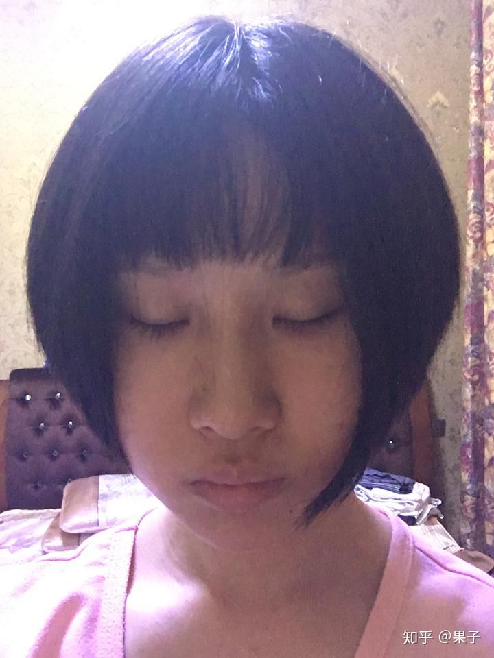 长发剪短发,或者突然换发型,并且剪毁了是一种什么体验?图片