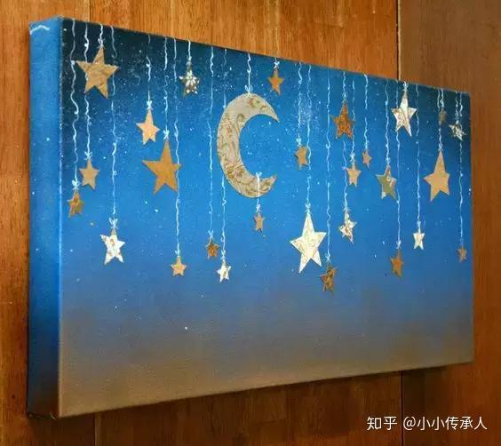 小小传承人:幼儿园中秋节创意手工玉兔,月亮,月饼,花灯全都有图片