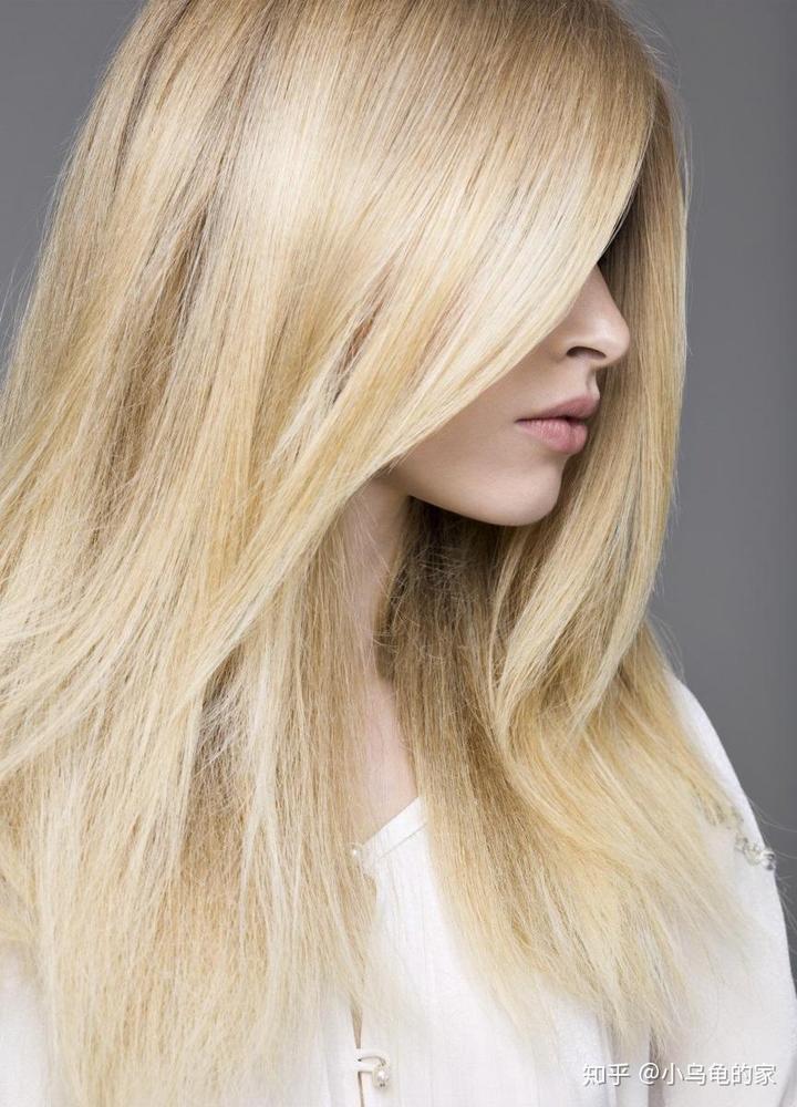 但毕竟仍是改变头发原生状态,染发后不加强护发,那刚染完后光鲜亮丽也图片