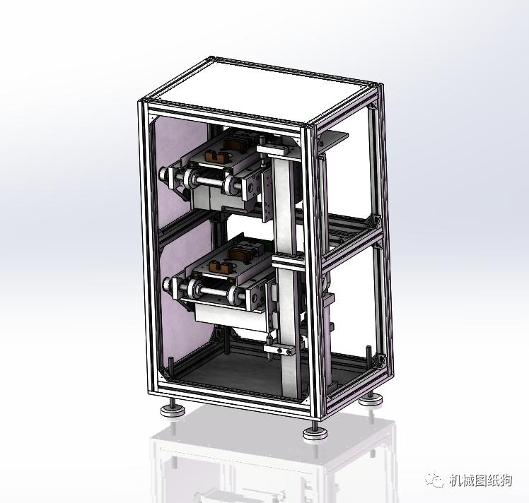 【工程机械】带图纸v图纸链条3D数模机构河南的建筑设计院有哪些图片