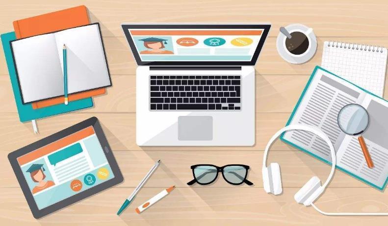 在线学习平面设计最大的弊端并非