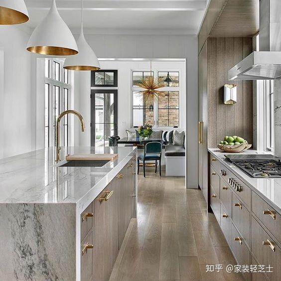 开放式厨房适合中国家庭吗?图片