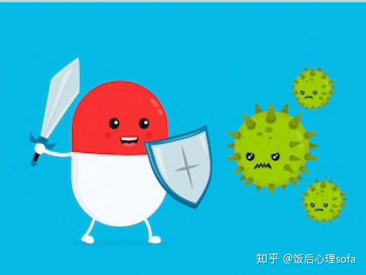 写给孩子的冠状病毒绘本图片