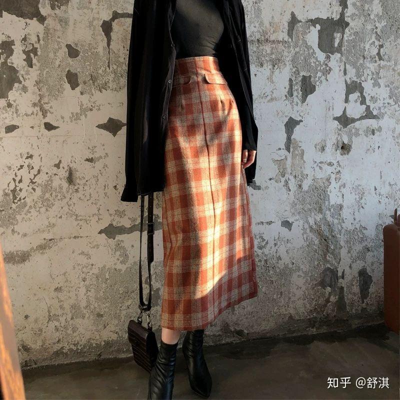X字型裙子穿A女生女生?被型腿生小男图片