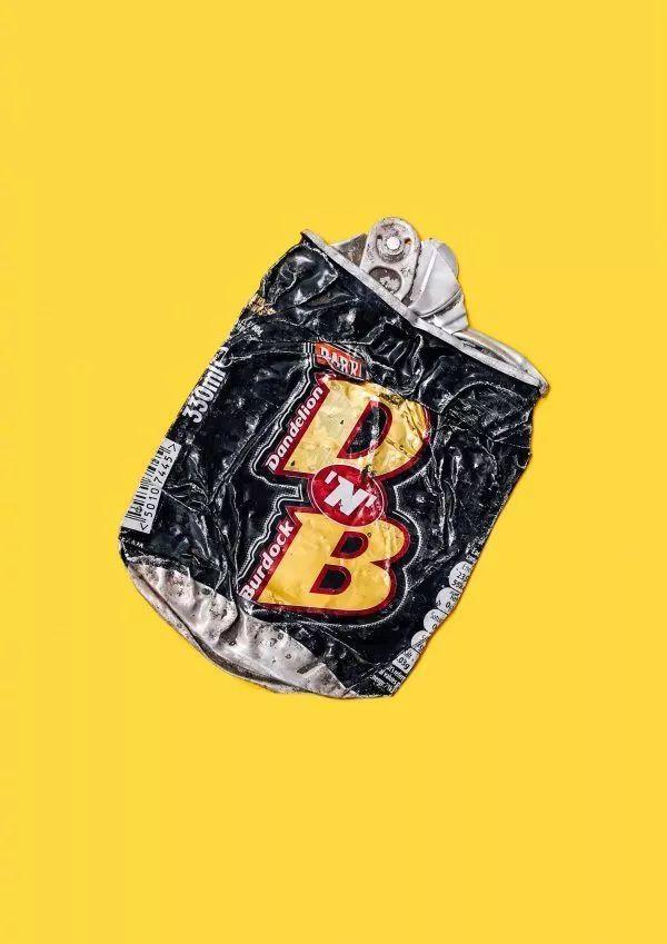 设计师/资深艺术留学老师/accd 炎炎夏日来一罐冰可乐 实在是再爽图片