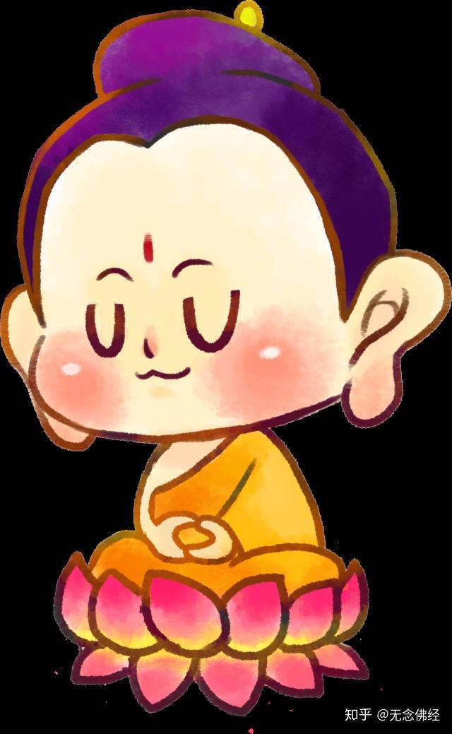 无念佛经---晓非说(9) | 古印度佛陀佛法图鉴图片