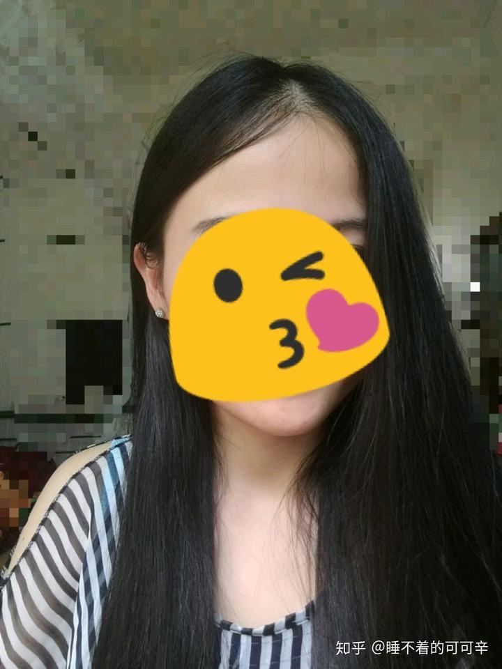 脸大的男生或女生分别适合什么发型?图片