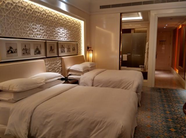 五星酒店 平民价格 探访武汉汉口泛海喜来登酒店