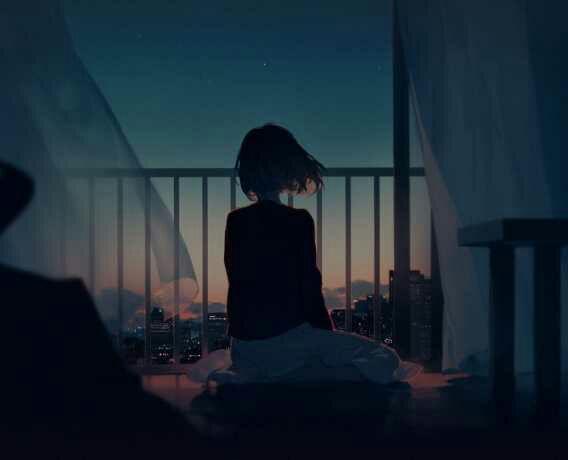 哪一张图片可以形容你内心的孤独?
