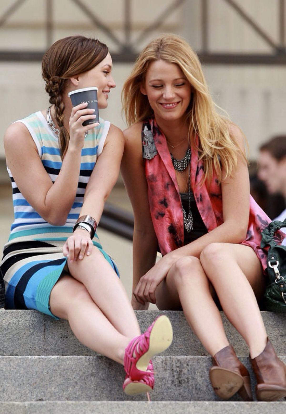 Fashion in gossip girl 27