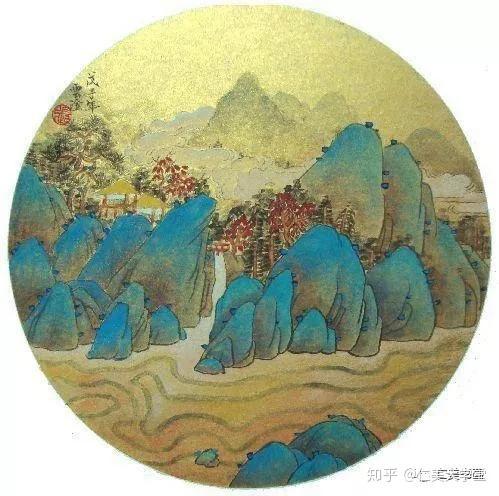 国画颜料_关于传统国画颜料的知识