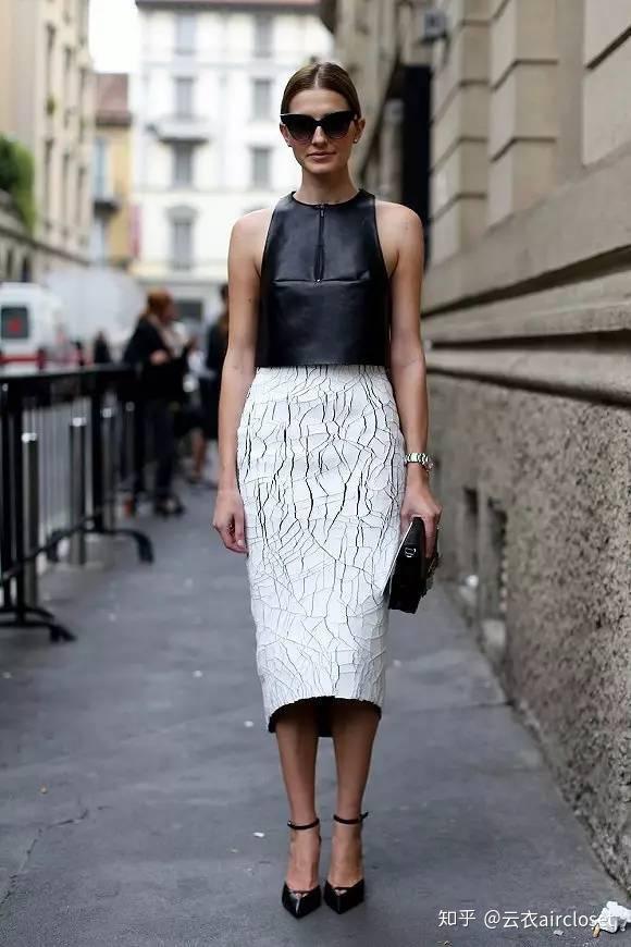 X腿型的高潮穿A字裙不很难看?女生女生不能图片
